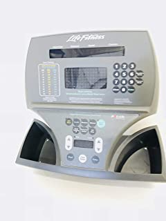 Life Fitness Display Console AK61-00206-0001 Works CLSX - 91X Commercial Elliptical