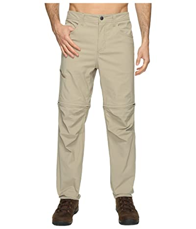 Royal Robbins Alpine Road Convertible Pants (Khaki) Men