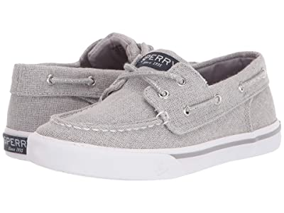 Sperry Kids Bahama (Little Kid/Big Kid) (Silver) Girl