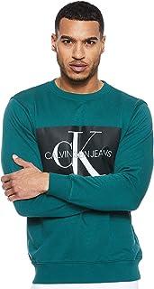 Calvin Klein Jeans - Monogram Logo Sweat, June Bug