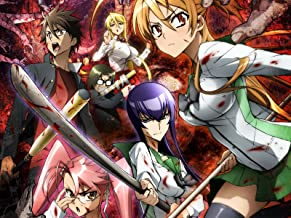 High School Of The Dead Season One (English Subtitled)