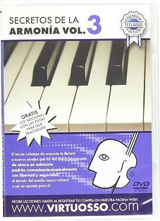 Virtuosso Harmony Method for Musical Keyboard Vol.3 (Curso De Armonía En Teclado Vol