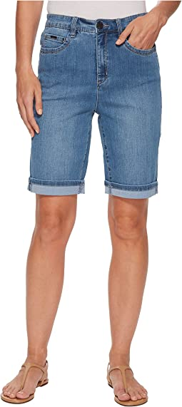 FDJ French Dressing Jeans - Coolmax Denim Suzanne Bermuda in Chambray