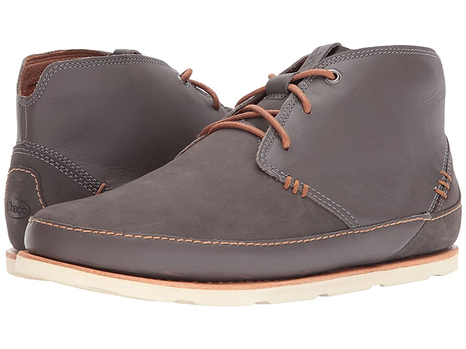 Chaco Thompson Chukka (Dark Gull Gray) Men