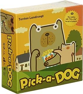 Pick a Dog Card Game