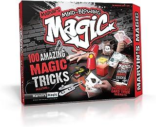 Marvin's 100 Mind Blowing Magic Tricks