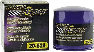 Royal Purple 20 820 Premium Ölfilter mit verlängerter Lebensdauer