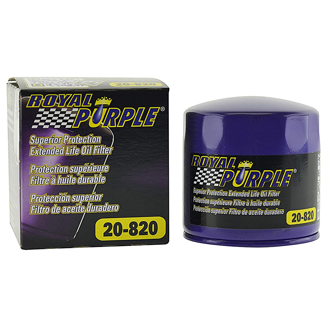 Royal Purple 20-820 Extended Life Premium Oil Filter