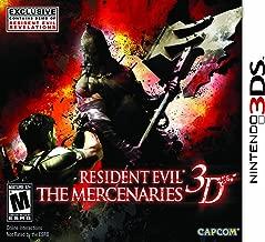 Resident Evil Mercenaries 3D - 3DS [Digital Code]