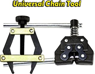 Roller Chain Tools Kit 25-60 Holder/Puller+Breaker/Cutter, Bicycle, Motorcycle