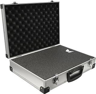 comprar comparacion PeakTech 7270 – Estuche universal para dispositivos de medición, robusto, almacenamiento de herramientas, relleno de espum...
