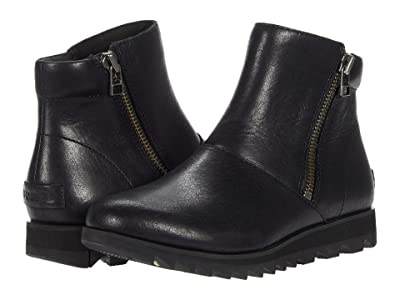 SOREL Harlowtm Zip (Black 1) Women