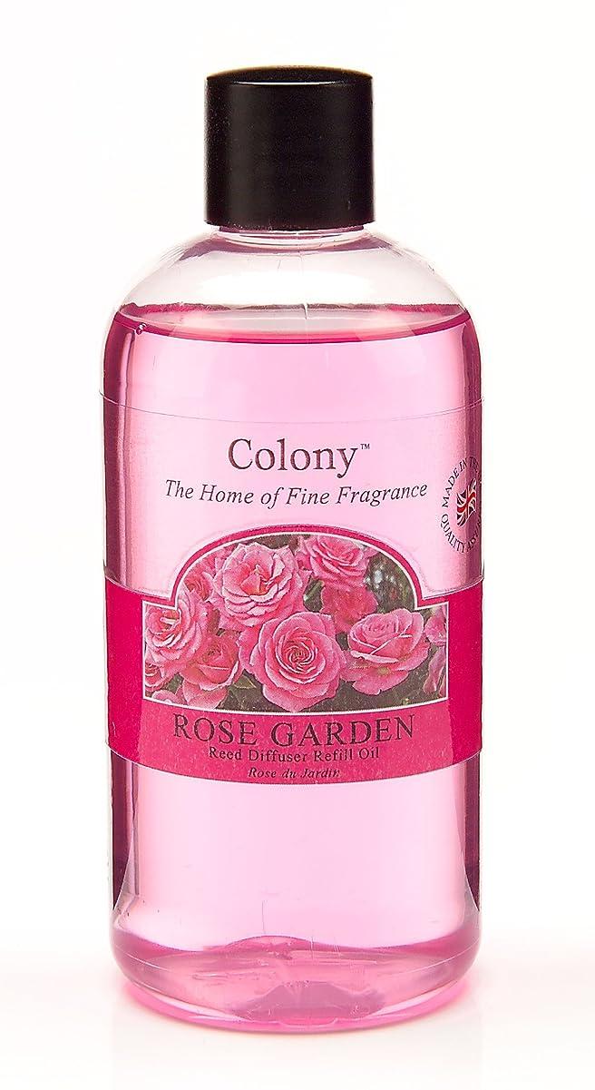Colony HomeScents Series ディフューザー用リフィル 250ml ローズガーデン CNCH2824