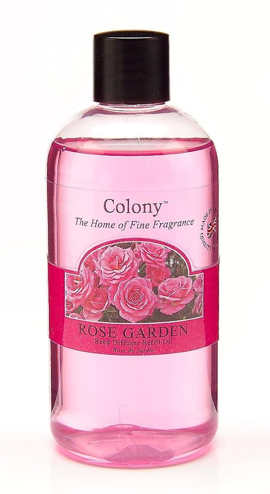ロック比類のない協定Colony HomeScents Series ディフューザー用リフィル 250ml ローズガーデン CNCH2824