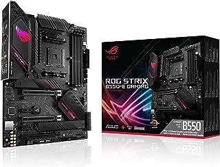 ASUS ROG Strix B550-E Gaming AMD AM4 3rd Gen Ryzen ATX Gaming Motherboard-PCIe 4.0, NVIDIA SLI, WiFi 6, 2.5Gb LAN, 14+2 Po...