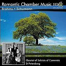 schumann quartet a minor