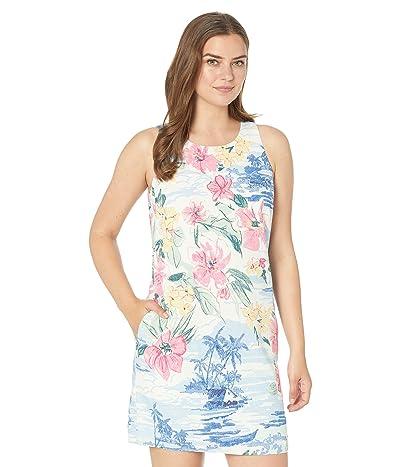 Tommy Bahama Waikiki Waves Shift Dress Sleeveless