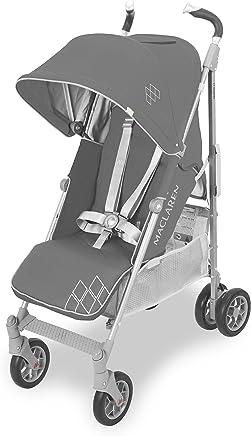 645fcd149 Maclaren Techno XT Silla de paseo - ligero, para recién nacidos hasta los  25kg,