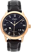 Glashutte Original Senator Mechanical (Automatic) Black Dial Mens Watch 100-02-25-05-05 (Certified Pre-Owned)