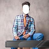 Man Fashion Photo Montage
