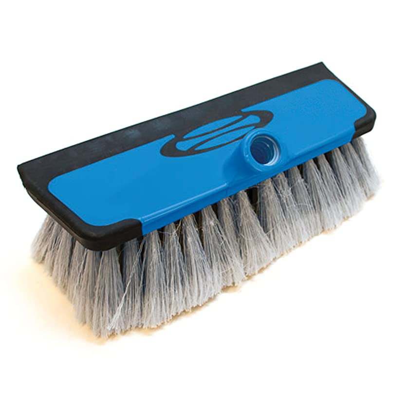 Sea-Dog 491075-1 Combination Soft Bristle Brush and Squeegee