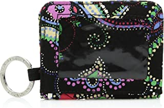 Vera Bradley Women's Signature Cotton Campus Double ID Case