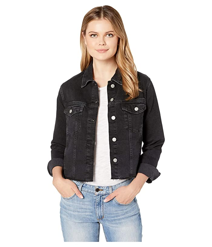 Mavi Jeans Sienna Denim Jacket (Dark Smoke 80s) Women