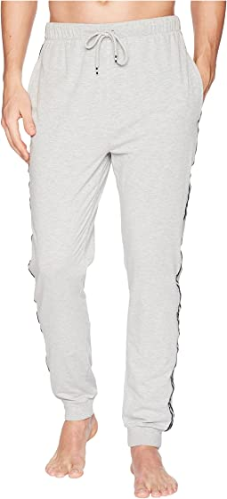 Jogger Pants with Side Tape