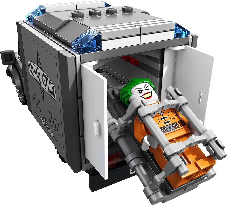 Batman Arkham Asylum Breakout LEGO