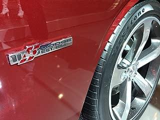 Dodge Charger Challenger 100th ANNIVERSARY EMBLEM NAMEPLATE BADGE OEM