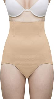 LACE AND ME Women's No Roll Down Tummy Control Shapewear
