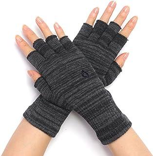 [841(ヤヨイ)] ハンドウォーマー 指なし手袋 スマホ手袋 綿 日本製