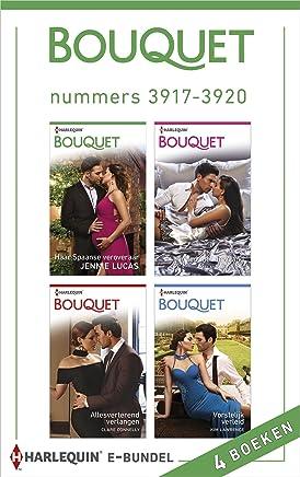 Bouquet e-bundel nummers 3917 - 3920 (4-in-1)