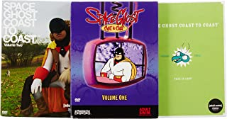 Space Ghost Coast to Coast: Volumes 1-3
