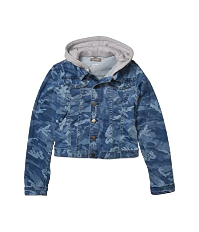 DL1961 Kids Manning Jacket (Big Kids) (Cryptic Blue) Kid