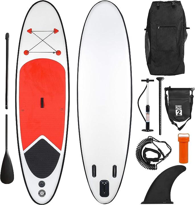 Tavola da paddle tavola gonfiabile stand up tavola da surf gonfiabile tavola paddling tavola da sup - ribelli 500339