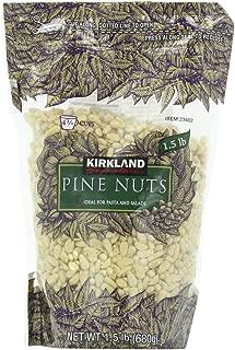 Kirkland Raw Pine Nuts, 24 oz