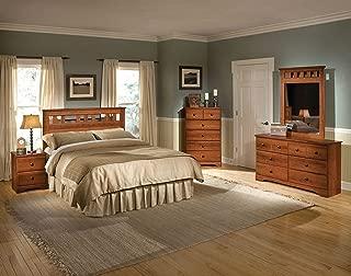 Best cambridge five piece seasons bedroom furniture set Reviews