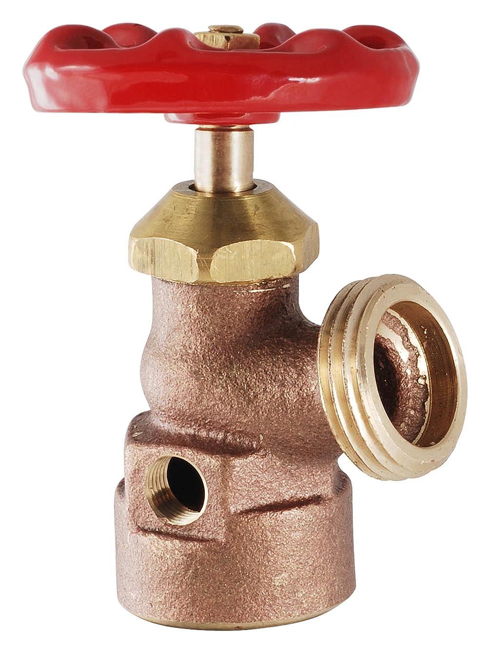 LDR Industries 020 7424 Thread Brass Evaporative Cooler Valve