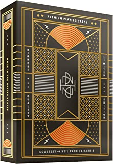 theory11 All Playing Cards NPH-Deck, Black