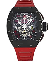 Richard Mille RM 011 Automatic-self-Wind Male Watch RM011 (Certified Pre-Owned)
