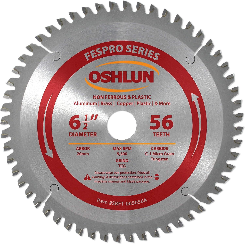 shop Oshlun SBFT-160056A 160mm 56 Tooth FesPro Ferrous Non Saw Bl Rare TCG