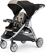 Chicco BravoFor2 Standing/Sitting Double Stroller (Champagne)
