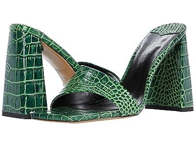 Tony Bianco Beema (Green Croc) Women