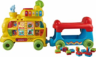 VTech Sit-to-Stand Alphabet Train (Renewed)