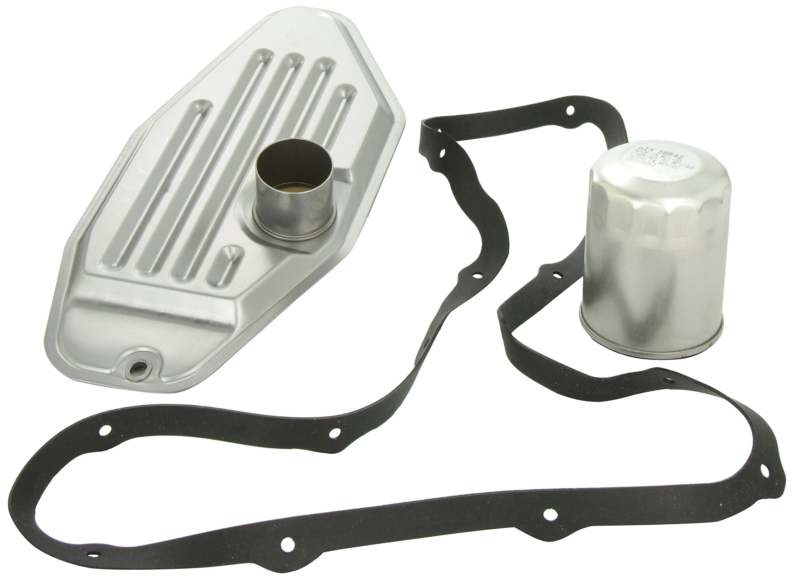 WIX Transmission Filter with Gasket 58877 TF286 T626 FT1144 FT1144A P1217
