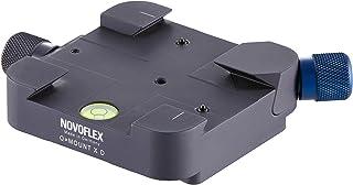 Novoflex Q=Mount XD Kupplung mit doppelseitig Kreuzklemmung