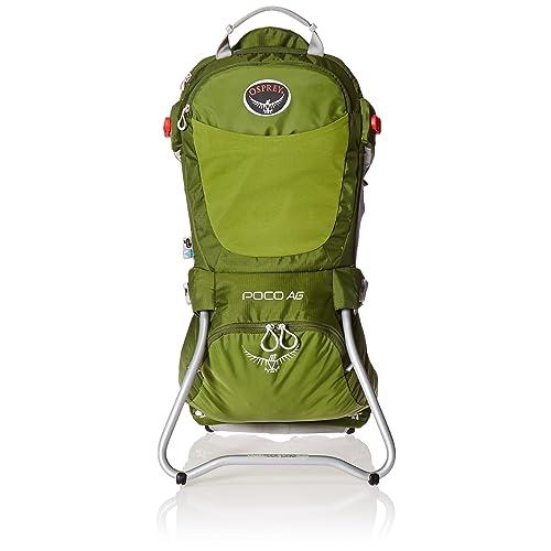 Osprey Packs Poco AG Child Carrier, Ivy Green