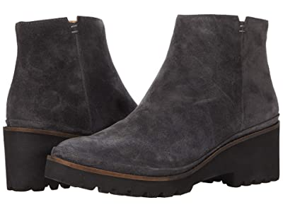 Gentle Souls by Kenneth Cole Mona Bootie (Charcoal Suede) Women