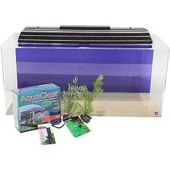 SeaClear Acrylic Aquarium Junior Executive Kit
